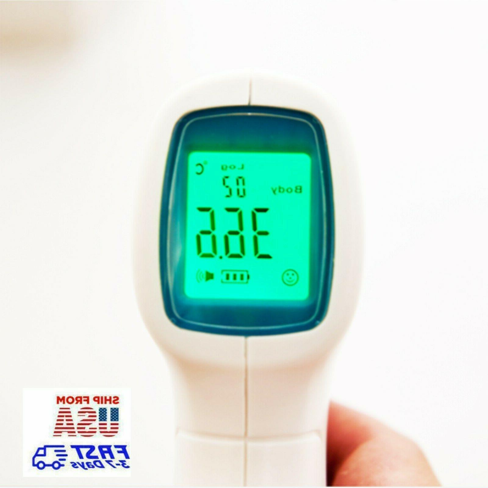 Non-Contact Infrared Forehead Thermometer Adult