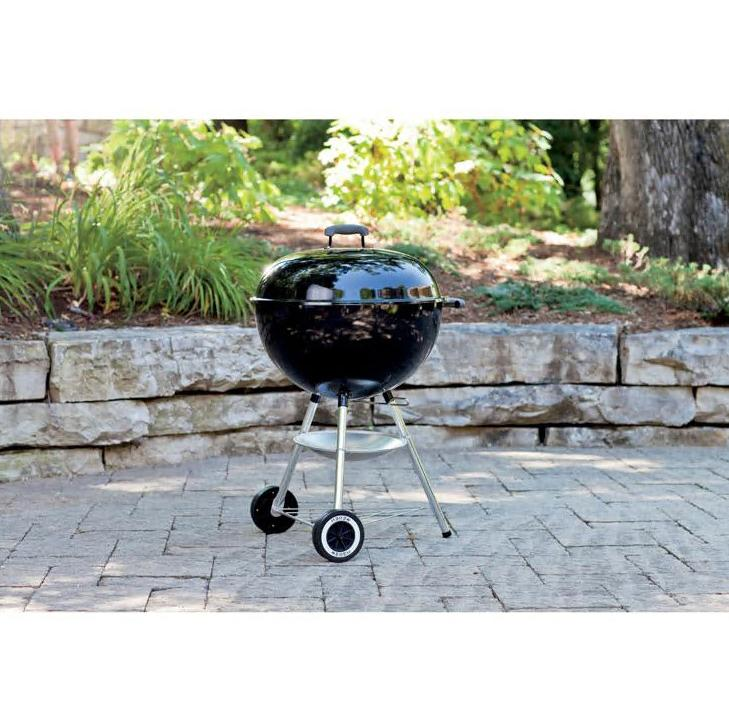 Weber One-Touch 22-Inch Kettle Grill Weber