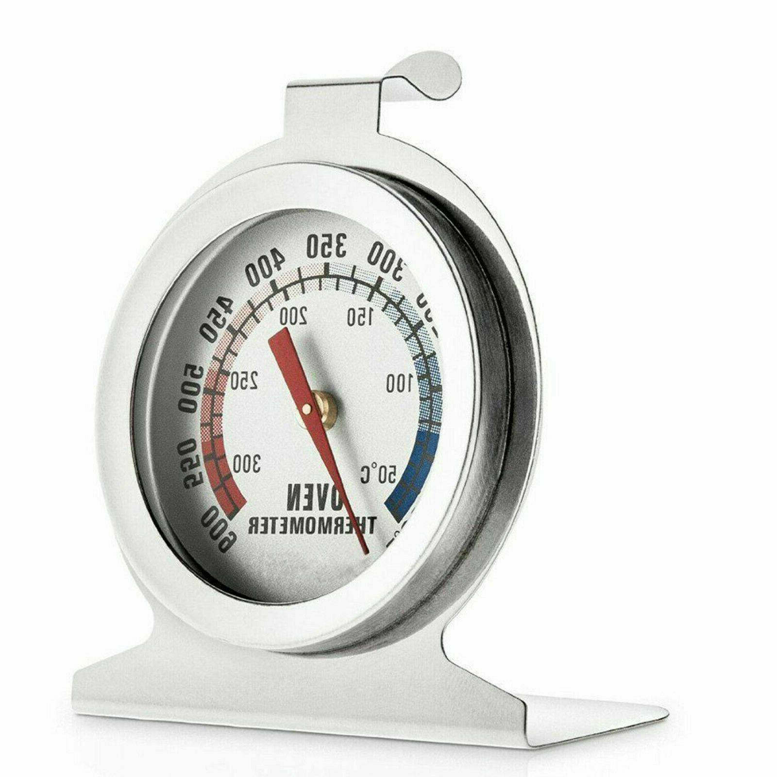 Oven Thermometer Stainless Classic Meat Temperature Gauge