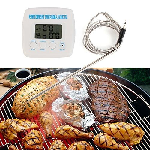 Alloet TA238 Electronic Food Thermometer