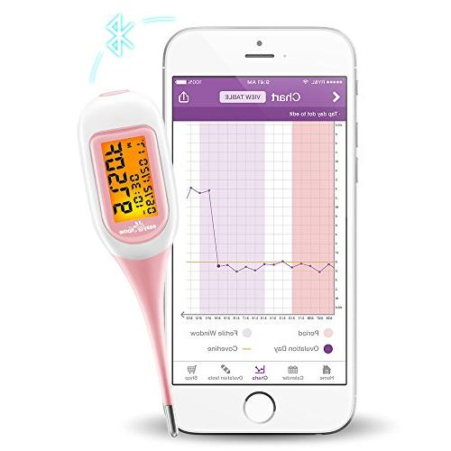 Premom Ovulation Predictor App Integrated Easy@Home Smart Ba
