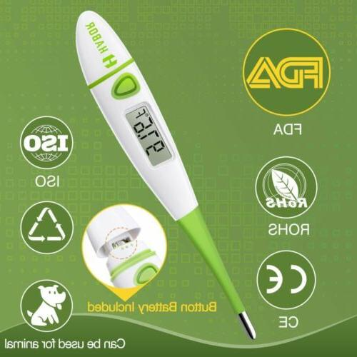 Habor Professional Thermometer CE for aby Pets