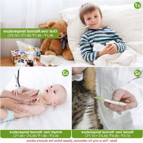 Habor Professional Thermometer for Pets
