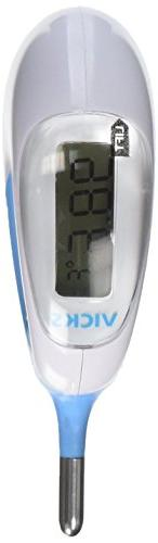 Vicks Baby Temperature, and Tip Fast Read Times Large Display