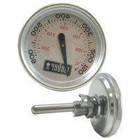 """Weber Replacement Thermometer 60392 - Center Mount 1-13/16"""""""