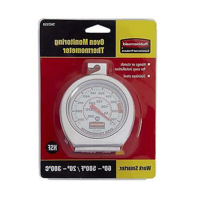 Rubbermaid Commercial Oven BBQ Grill Thermometer