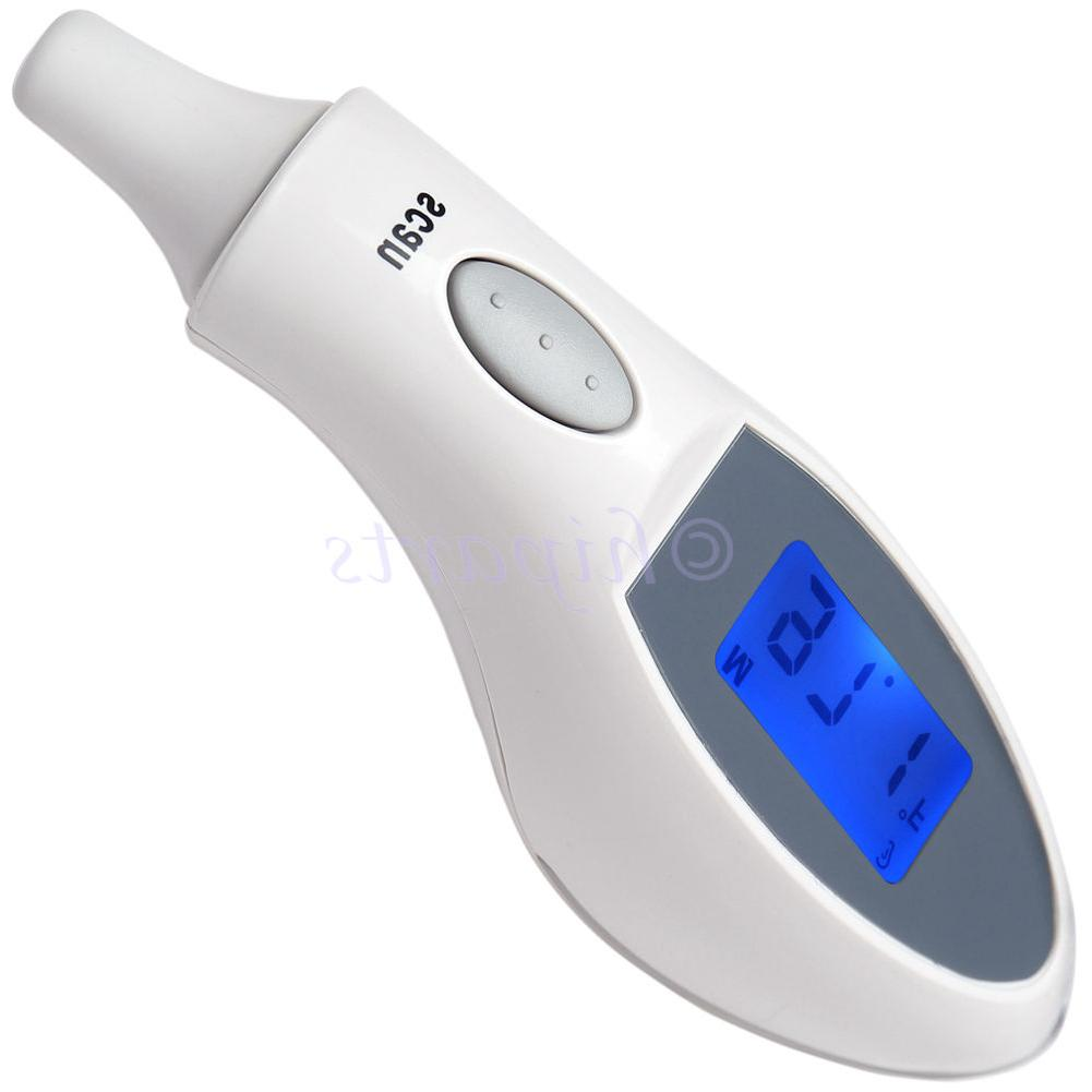Electronic Digital Thermometer Infrared Ear adults