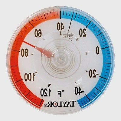 stick dial window thermometer