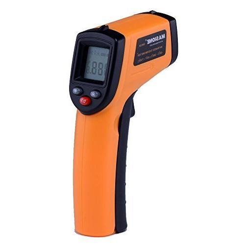 temperature gun non contact laser