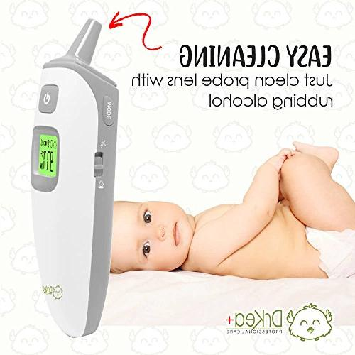 and Thermometer Fever DrKea Accurate Professional Clinical Body Fever Adult |