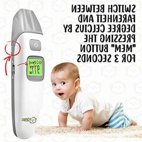 Baby Thermometer and Fever Accurate Dual Clinical Body Fever Adult Approved
