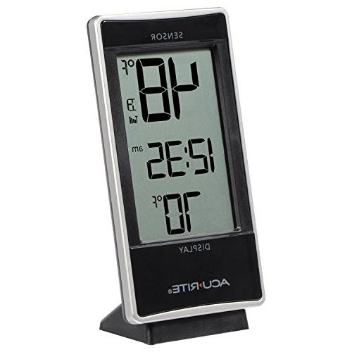 AcuRite 02059M Digital with Indoor Temperature