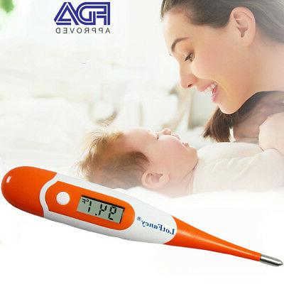 3 in 1 Baby Kids Adult Care Infrared Oral Ear Medical Thermo