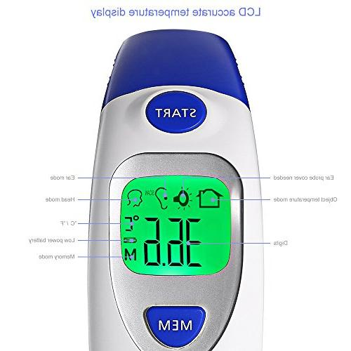 Baby Thermometer Ear Dual Mode with CE Approved