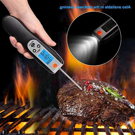Thermometer Remote Read Wireless Food