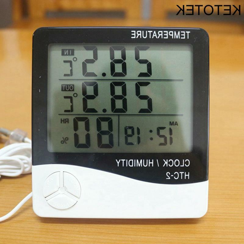 thermometer humidity hygrometer digital temperature meter in