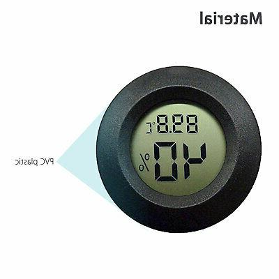 Thermometer LCD Display