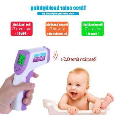 thermometer nice non contact lcd ir forehead
