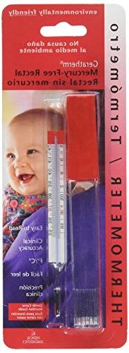 thermometer rectal mercury fr