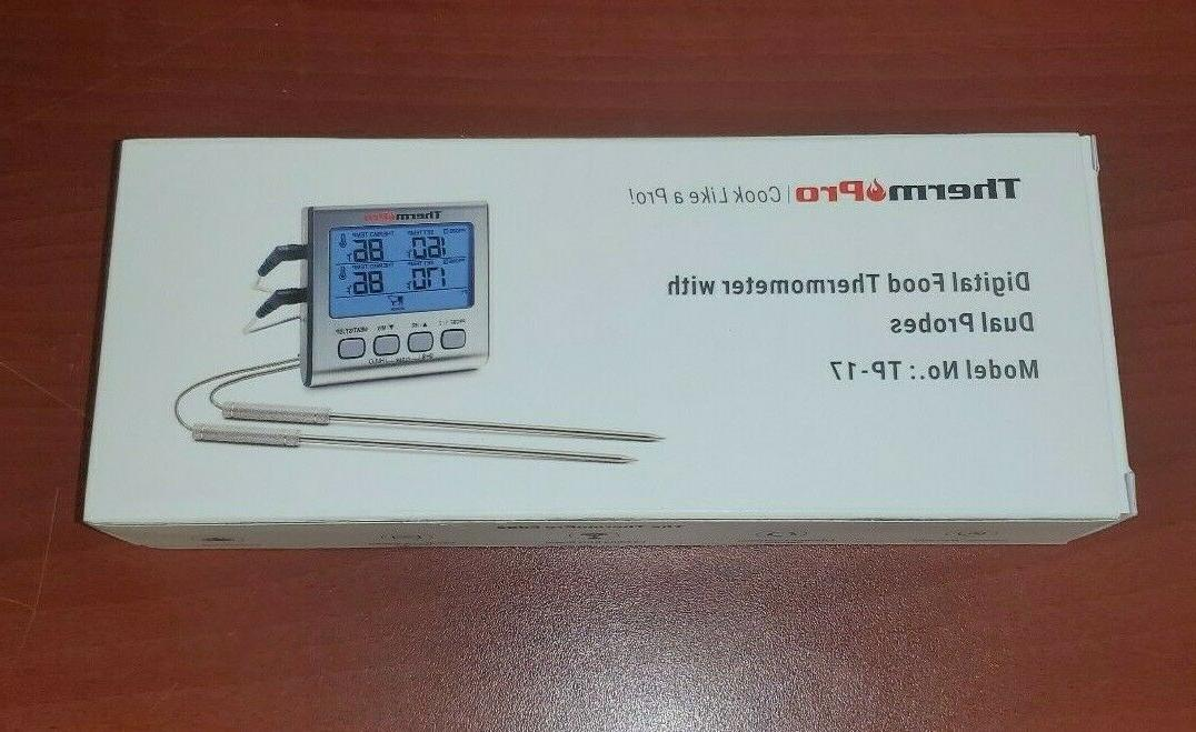 ThermoPro TP17 Probe Digital Cooking Thermometer