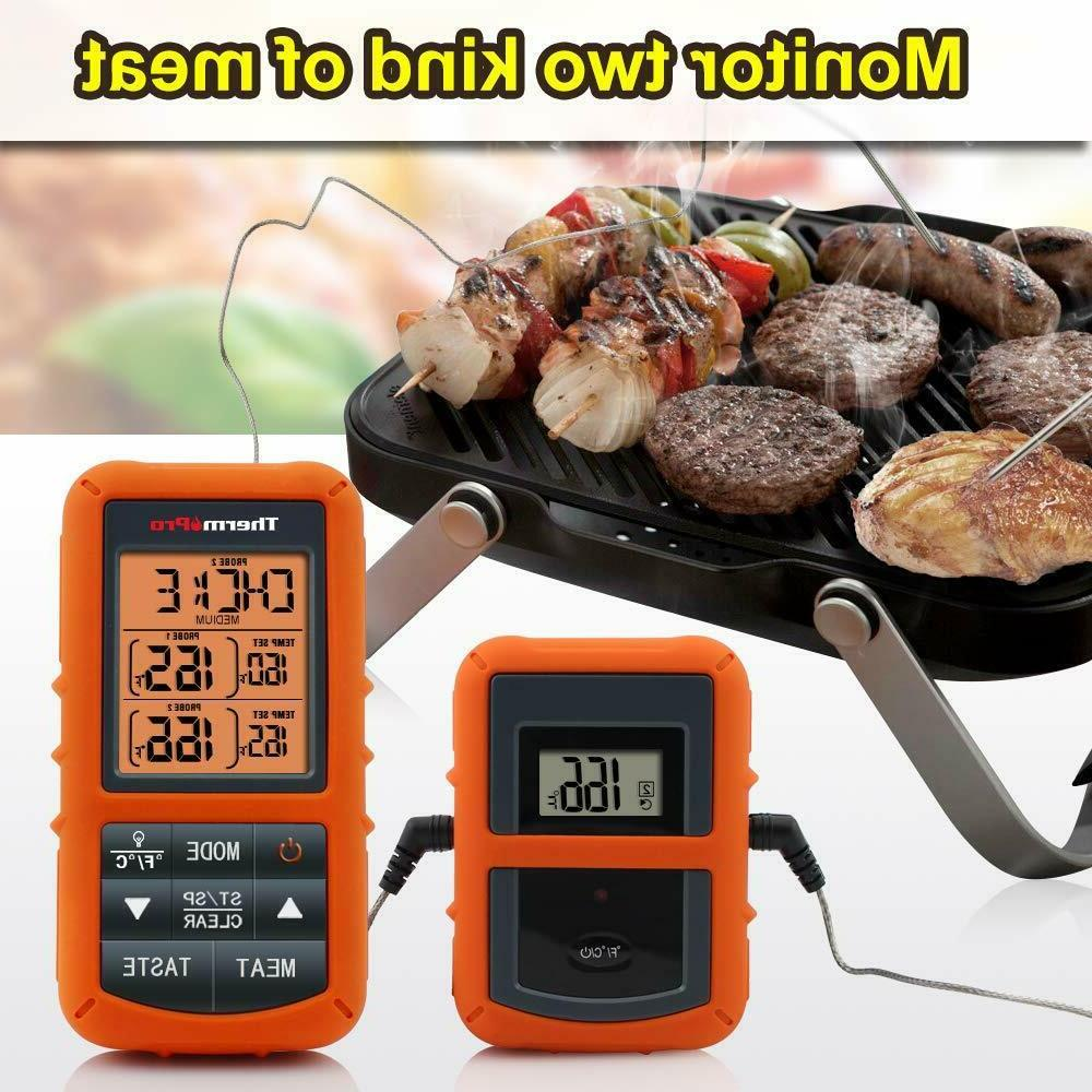 ThermoPro TP20 Cooking Food Meat with Dual Probe