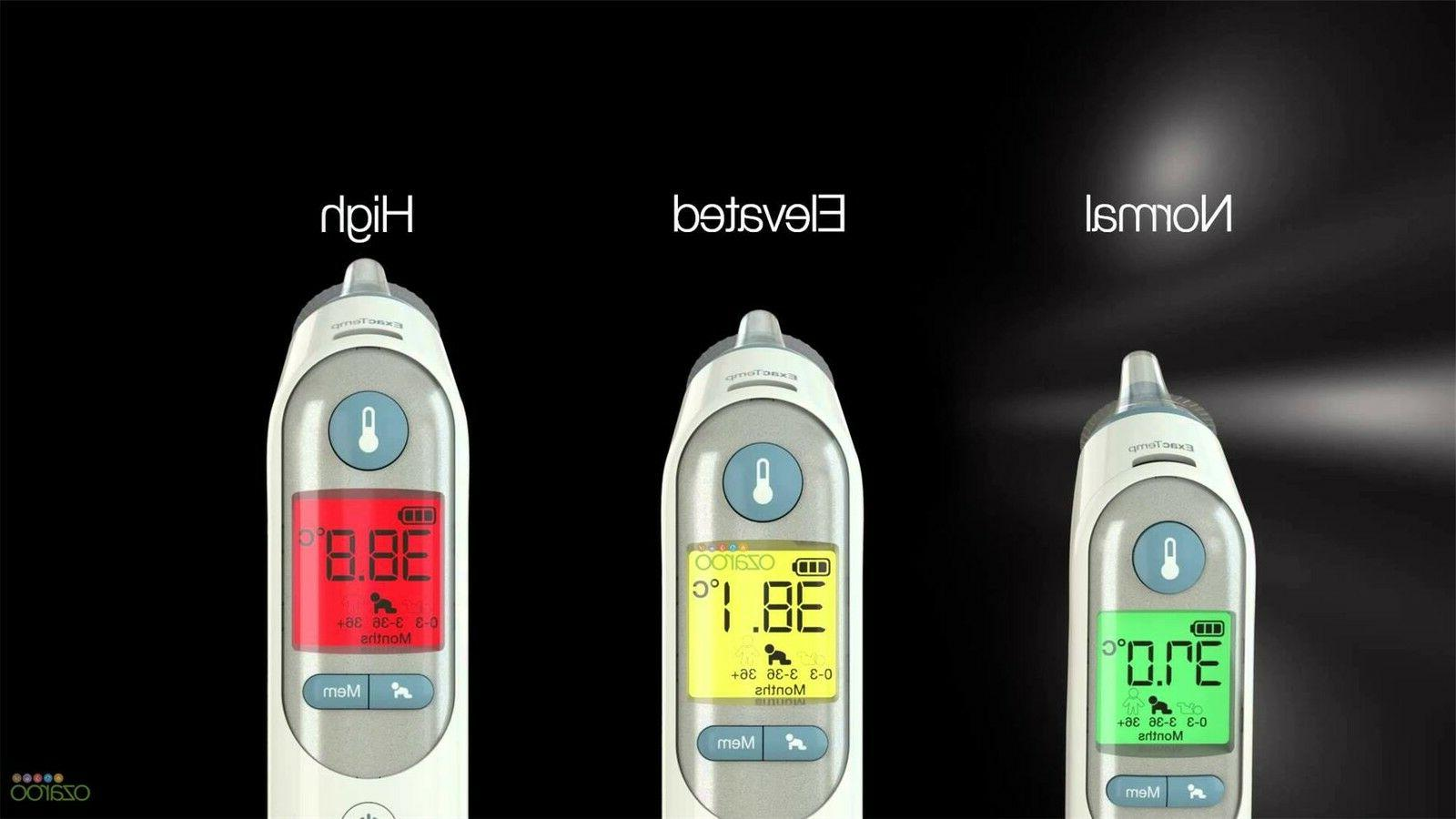 Braun Baby/Adult Thermometer 4520