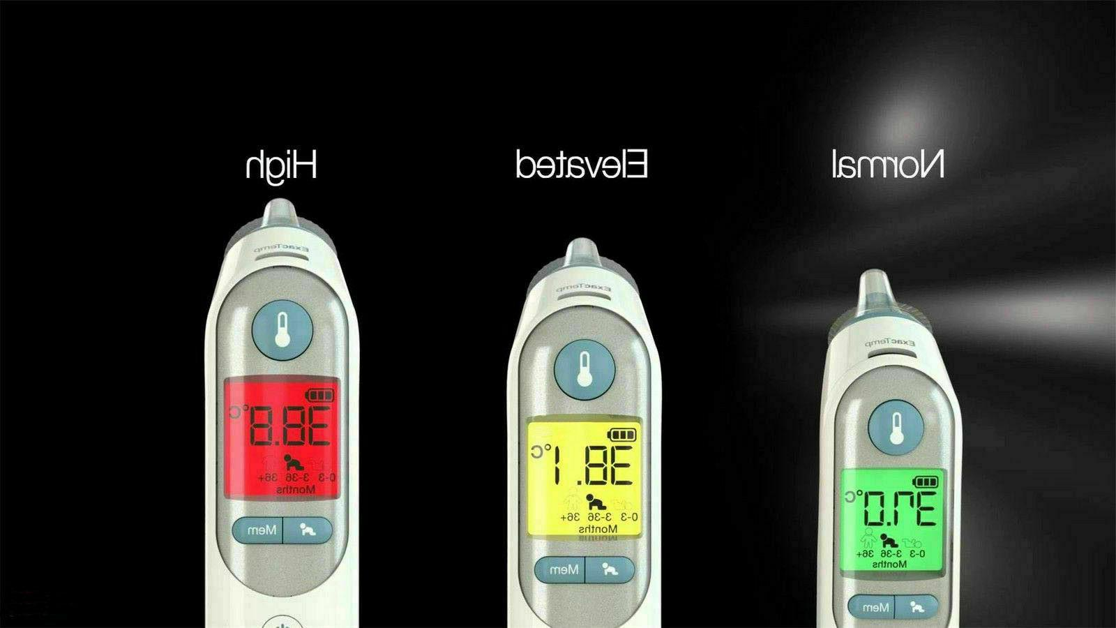 Braun Thermoscan IRT6520 Thermometer Filters **NEW**