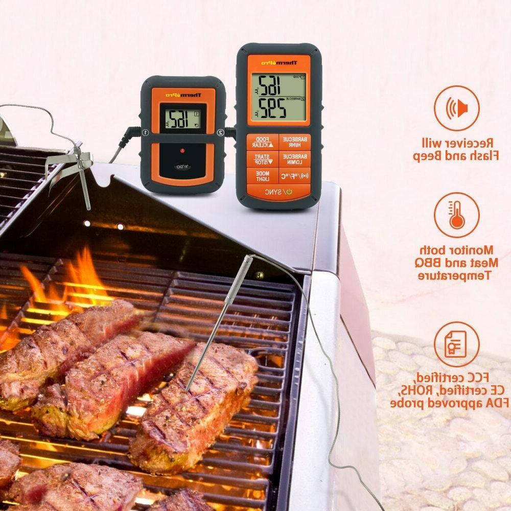 ThermoPro TP-08S Meat w Probe