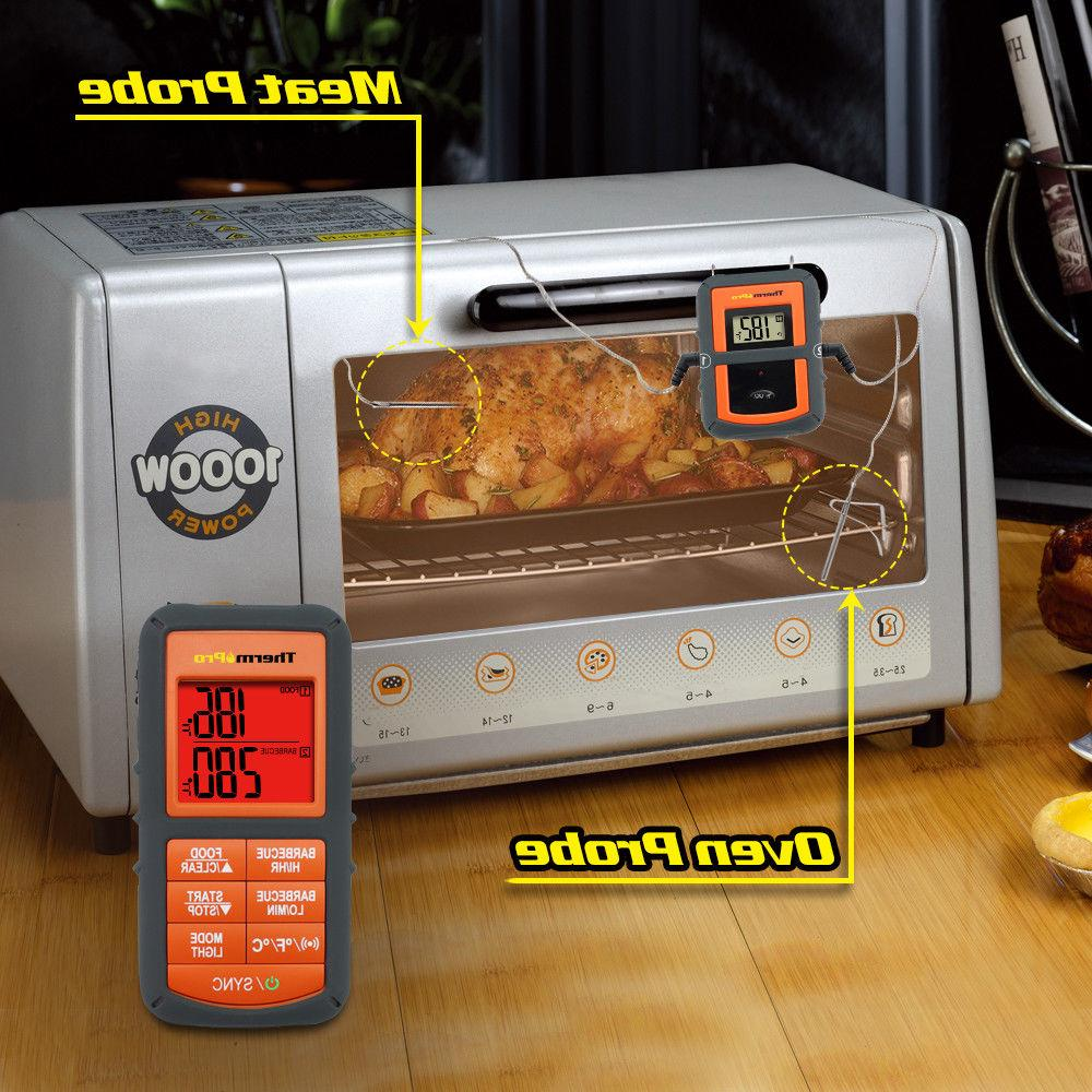 ThermoPro Digital Cooking - Dual