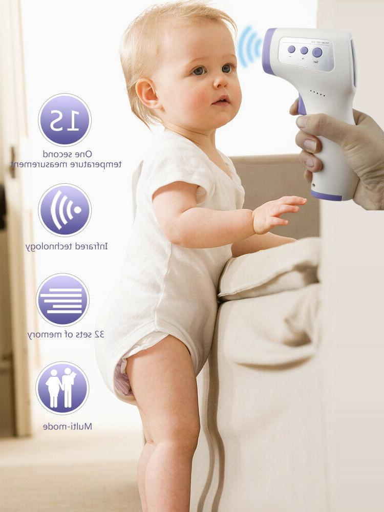Un-CONTACT Thermometer IR Laser Accurate FAST US