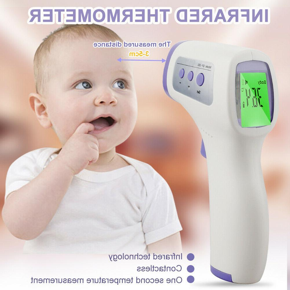 Un-CONTACT IR Infrared Laser Digital Accurate FAST US