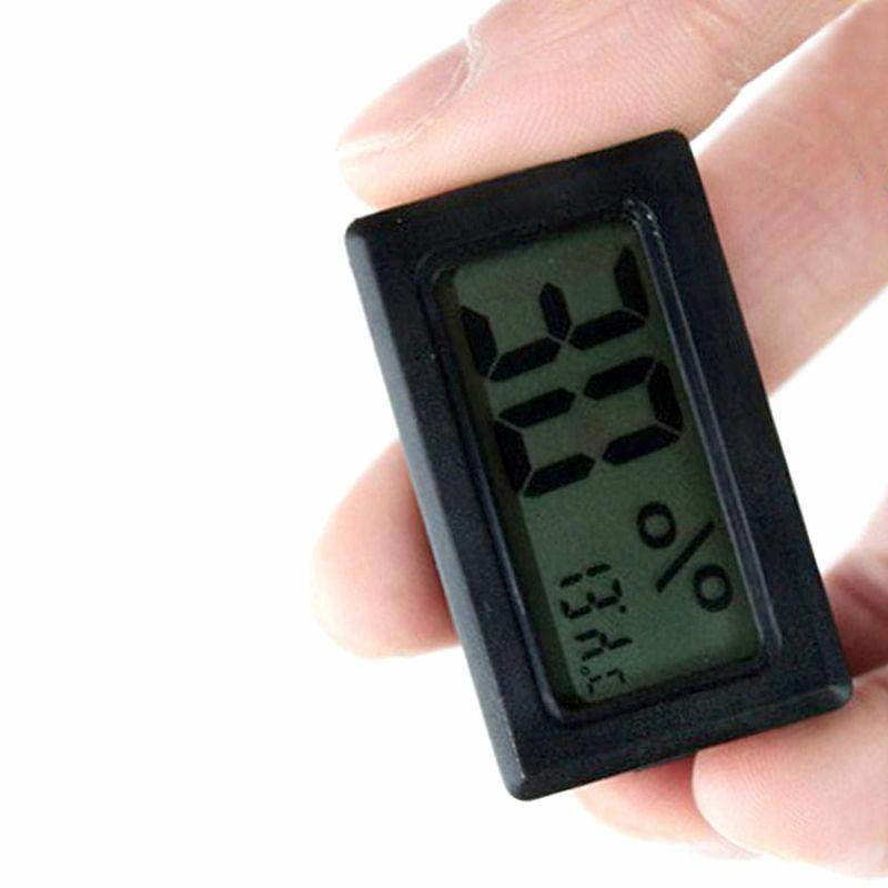 US PCS LCD Temperature Humidity Meter Thermometer Hygrometer