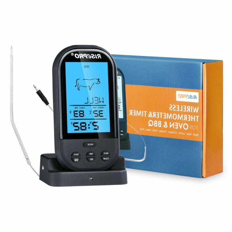 us wireless grill thermometer with oven proved