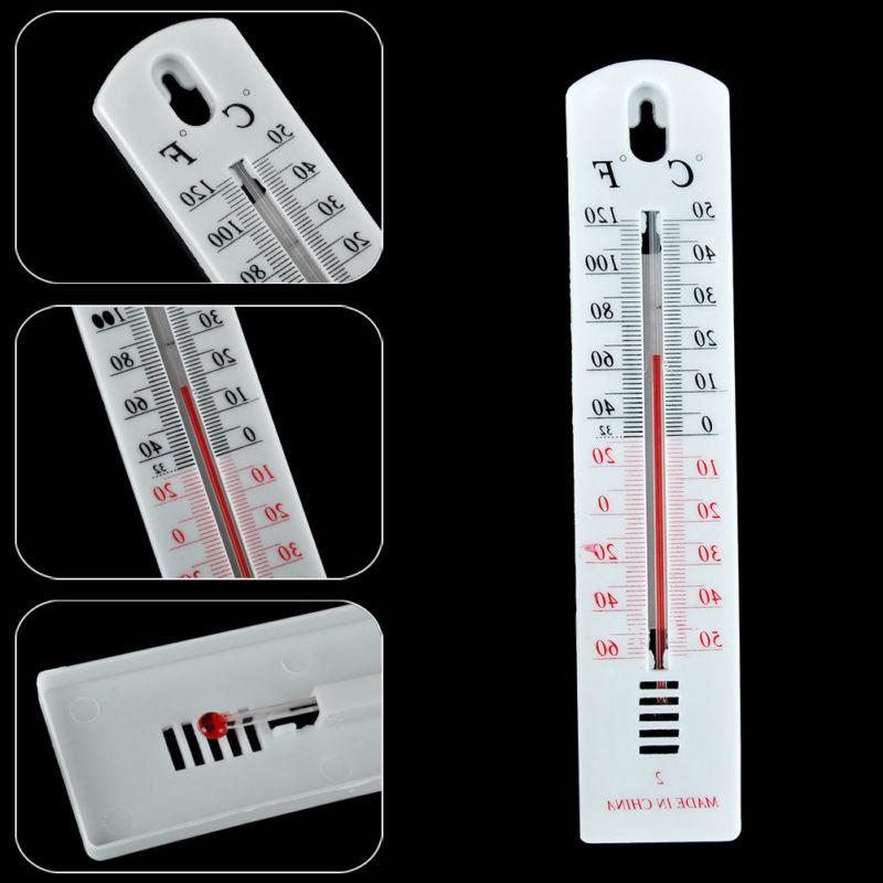 wall hanging thermometer for indoor outdoor garden