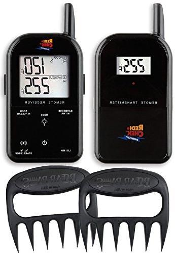 wireless barbecue thermometer et732