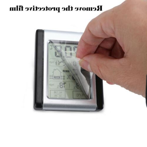 Thermometer Hygrometer Temperature Alarm