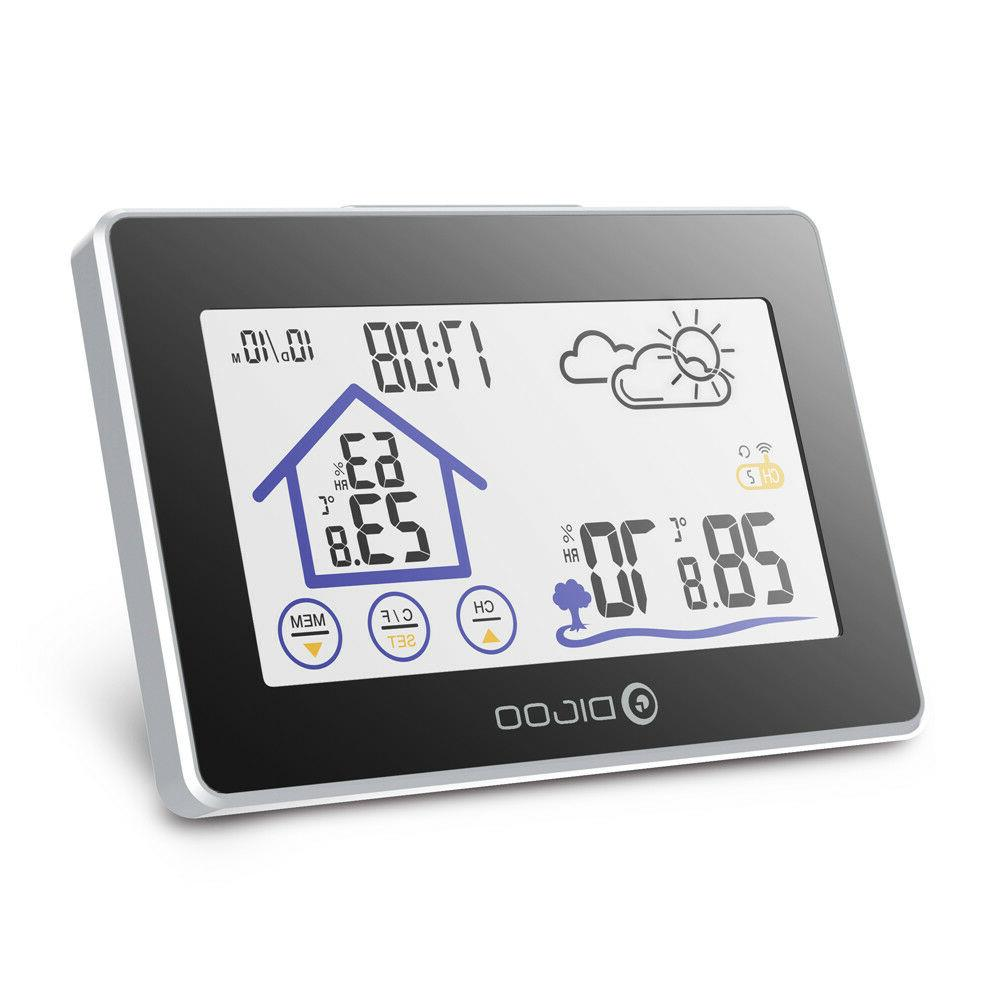 Digoo Weather Hygrometer Outdoor Sensor