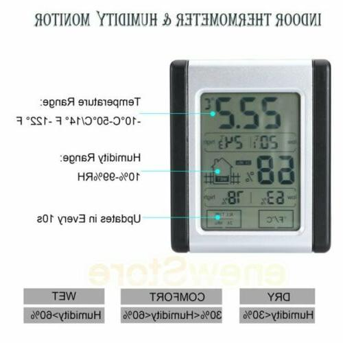 Wireless Touch Thermometer Indoor