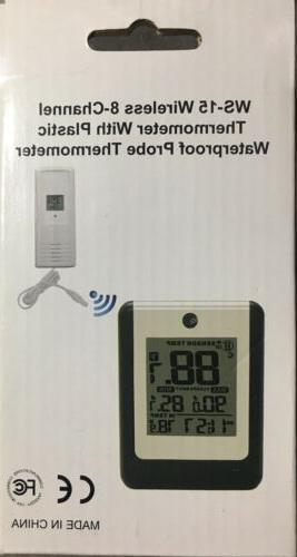 ws 15 wireless thermometer