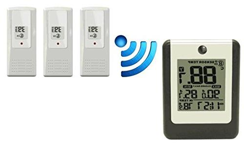 ws wireless thermometer