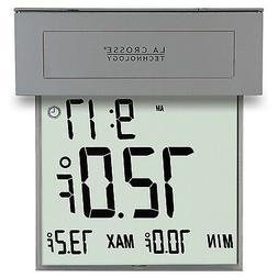 La Crosse Technology 306-605 Solar Window Thermometer