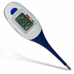 Apex Large Face LCD Digital Thermometer, Oral Thermometer fo