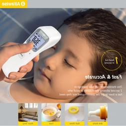 Alfawise LCD Digital Non-contact Infrared Thermometer body F