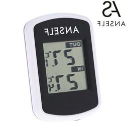 LCD Digital Wireless Thermometer Temperature Measurement Amb