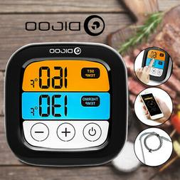 DIGOO LED bluetooth Digital Thermometer Kitchen Food Cooking