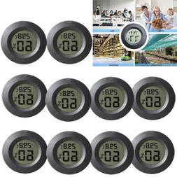 lot10 thermometer indoor digital lcd hygrometer temperature