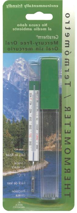 MagnaTherm Thermometer Mercury Free 1 Each