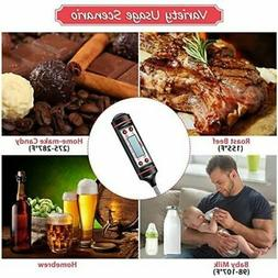 Meat Candy Jam Cooking Digital Thermometer Kitchen BBQ Grill