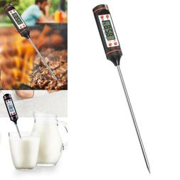 Meat Candy Jam Cooking Digital Thermometer Probe Food Kitche