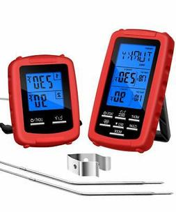 MINGER Digital Meat Thermometer, Govee Wireless Grill Thermo